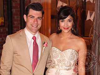 A New Girl Wedding! Inside Cece and Schmidt's Big Day