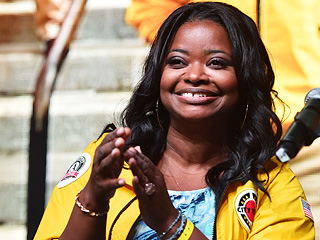 How Octavia Spencer Is Helping Vulnerable Kids Earn Their Diplomas: I Love It 'When They Realize They Are Smart'