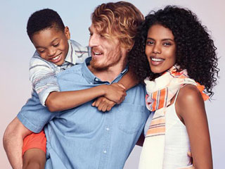 #LoveWins: Twitter Shuts Down Old Navy Critics After Company Posts Ad Featuring Interracial Family