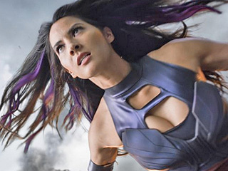 Why Olivia Munn Passed on a Part in Deadpool – and Almost Turned Down Her Role in X-Men: Apocalypse