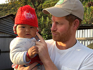 Prince Harry Admits He's Tempted to Have Kids 'Now' – But Says 'There's No Rush'