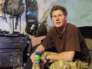 Prince Harry on Wartime 'Flashbacks' – and the 'Cure' He Found for the Pain: 'There's All Sorts of Things That Can Happen Through Your Life'