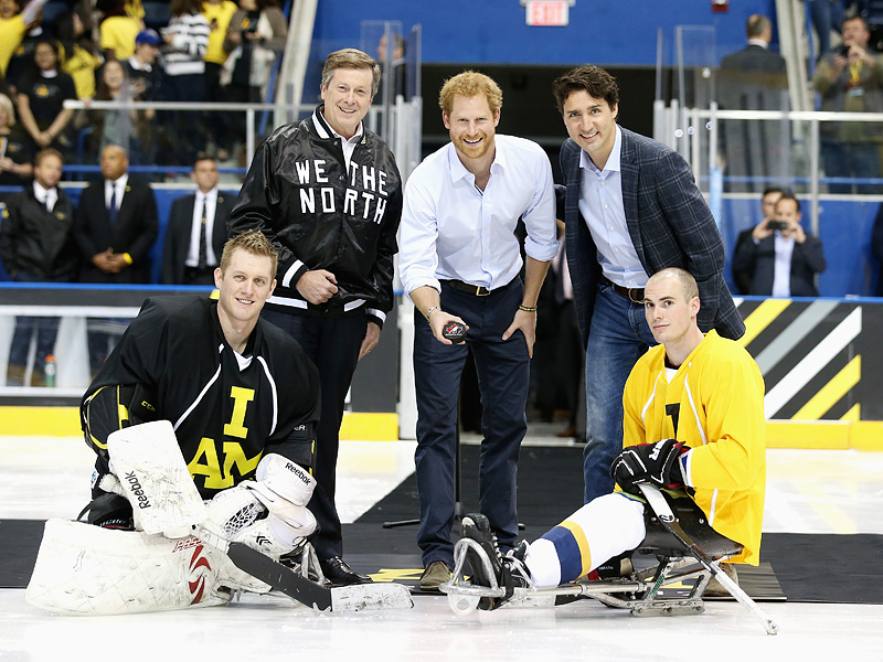 Swoon-Worthy Summit! Prince Harry Meets Canadian Prime Minister Justin Trudeau| The British Royals, The Royals, Prince Harry