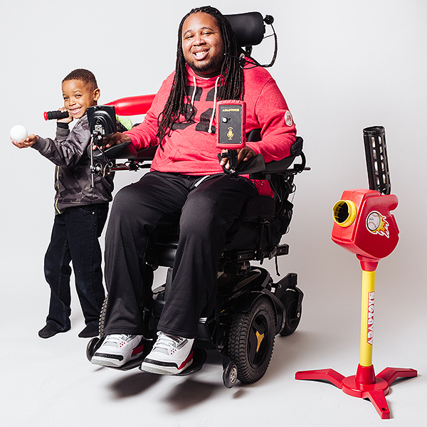 Christopher Reeve's Son Announces Creation of Accessible Toys: 'Everyone Deserves the Chance to Play'| Personal Success, Real People Stories, Christopher Reeve, Dana Reeve