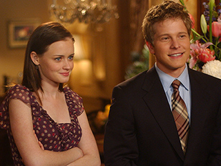 The Gilmore Girls Gang is Back Together! Rory and Logan Embrace in New Photo