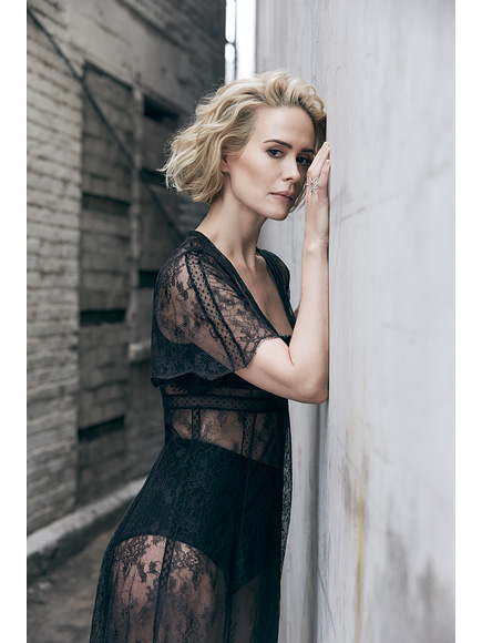 Sarah Paulson Says 'You Should be Able to Love Whomever You F----- Well Please'