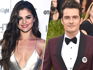 Selena Gomez Parties with Orlando Bloom in Las Vegas After Kicking Off Her Revival Tour