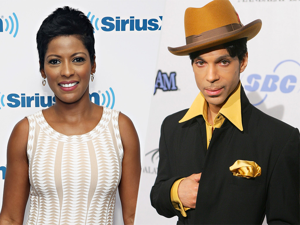Tamron Hall Remembers a 'Magical' Night Out with Prince: 'There Was a Room Filled with Candles and Beautiful Flowers'| Death, Prince