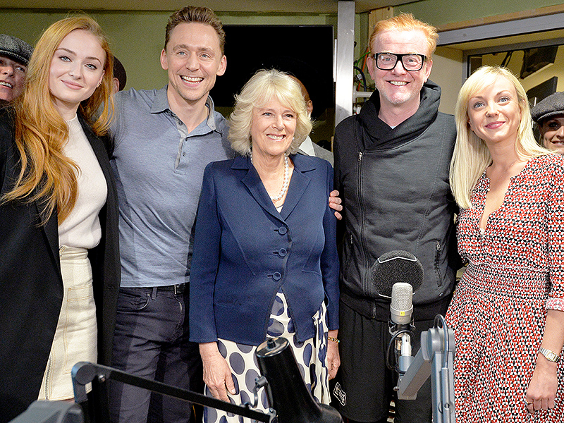 Camilla, Duchess of Cornwall 'Quite Enjoyed' Her Tight Squeeze from Tom Hiddleston (and No, He Didn't Break Royal Protocol!)| The British Royals, The Royals, Camilla, Duchess of Cornwall, Tom Hiddleston