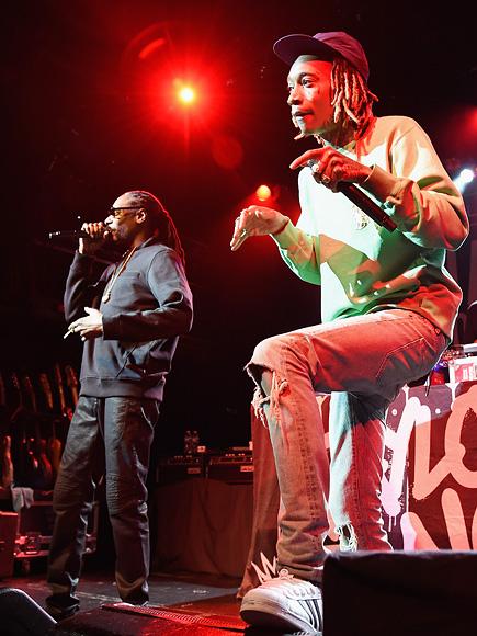 Wiz Khalifa Is Looking Forward to 'Smoking a Ton of Weed' on Tour with Snoop Dogg| Music News, Snoop Dogg, Wiz Khalifa