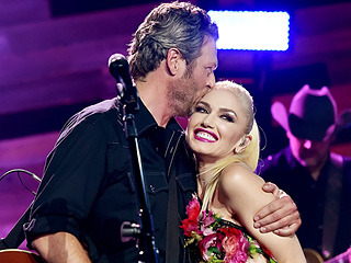 Blake Shelton Says Gwen Stefani 'Saved My Life Last Year'