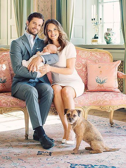 Princess Sofia Opens up About First-Time Motherhood (and Prince Alexander's Sleeping Habits!): 'It Changes Your Life'