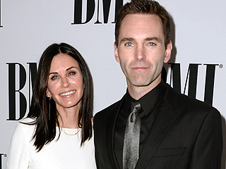 Johnny McDaid Gets a Tattoo of Courteney Cox's Initials – Find Out Where the Musician Got Inked!