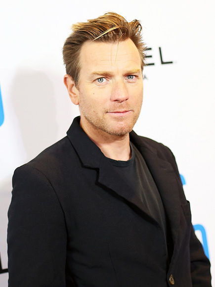 Ewan McGregor on Being Driven Off the Road : People.com