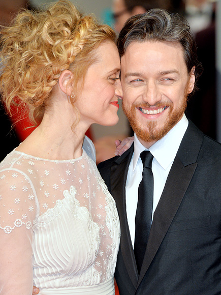 James McAvoy and Anne-Marie Duff Divorcing After Nine ...