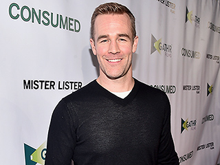 Listen Up Justin Bieber, James Van Der Beek Has Some Advice About Taking Photos with Fans