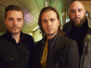 Jonathan Jackson + Enation on Releasing New EP, Blame-Shifter: 'We Wanted to Tackle Making an Edgier, Rock Album'
