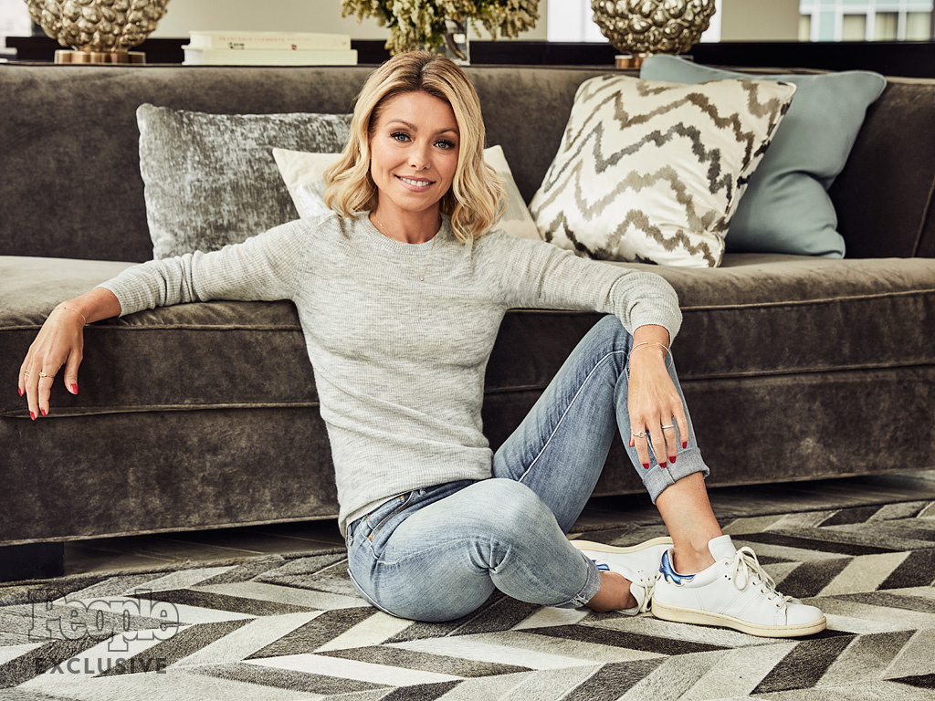 Kelly Ripa: Regis Philbin's Lessons For His Live Co-Host