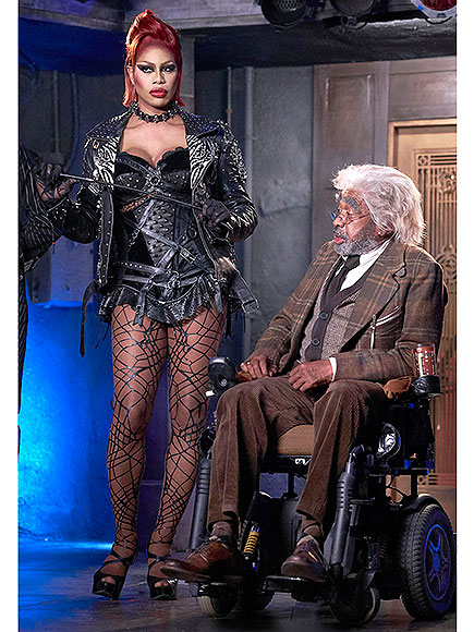 Laverne Cox in Rocky Horror Picture Show : People.com