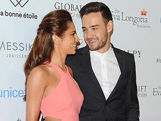 Liam Payne and Cheryl Fernandez-Versini Make Red Carpet Debut in Paris