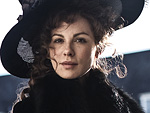 WATCH: Say What? Kate Beckinsale Makes an Awkward Introduction in This Funny, Bumbling Clip from Love & Friendship