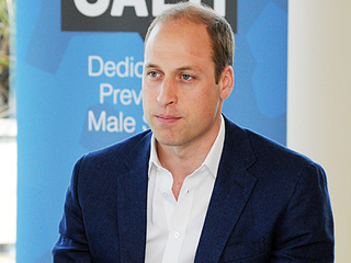 Prince William Opens Up About Coming Face-to-Face with Male Suicide During Meeting with First Responders