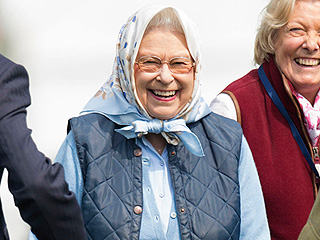 Guess What Queen Elizabeth Just Won at the Races? (Hint: It's the Reason She's Giggling)