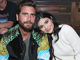 Newly Single Kylie Jenner Hangs with Scott Disick in Hollywood as Ex Tyga Steps Out in N.Y.C.