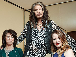 Steven Tyler Opens Up About How His Addiction Battle in the '80s Led Him to Start New Charity Helping Abused Girls