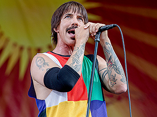 Red Hot Chili Peppers' Anthony Kiedis Speaks Out Following Hospitalization, Is Still 'Not Great'