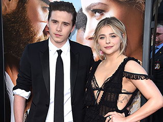 Chloë Grace Moretz Talks Dating Brooklyn Beckham, and Her 'Wild' Deleted Sex Scene with Zac Efron