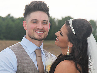 Big Brother and Survivor Contestant Caleb Reynolds Promises to Make His New Wife Ashley 'More of a Priority Than Breathing'