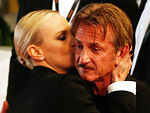 Exes Charlize Theron and Sean Penn Share a Hug and Kiss on the Red Carpet After Chilly Encounter at Cannes Photocall