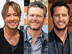Blake Shelton, Keith Urban and Luke Bryan to Perform at 2016 CMT Music Awards