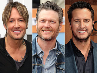 Blake Shelton, Keith Urban and Luke Bryan to Perform at 2016 CMT Music Awards
