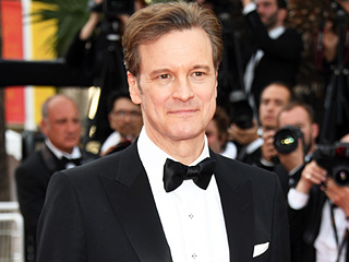 Colin Firth Appears on Cannes Red Carpet Looking Significantly Slimmer