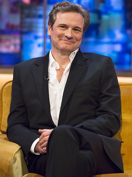 Colin Firth App... Colin Firth