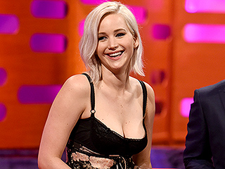 Jennifer Lawrence Reveals She Was Sent to 'Tiny Little Jail' After Lying to U.K. Customs Officers