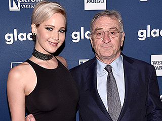 Jennifer Lawrence on Robert De Niro: 'I'm Like a Daughter to Him'