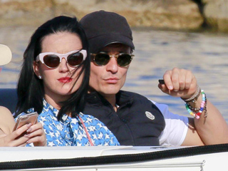 Katy Perry and Orlando Bloom 'Act Like They Are More Serious,' Source Says