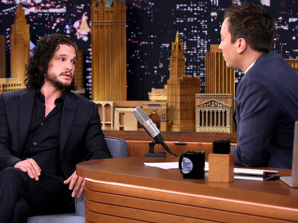Kit Harington Blabbed About Jon Snow's Fate to Get Out of a Speeding Ticket : People.com