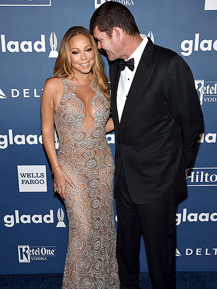 Mariah Carey Won't Sing at Her Wedding : People.com