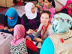 Olivia Wilde Blasts 'Loser' Donald Trump While on Humanitarian Trip to Visit Syrian Refugees