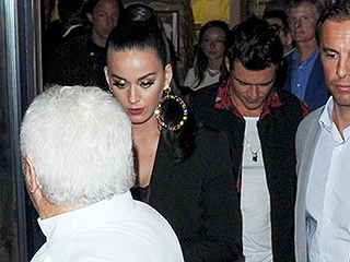 Katy Perry and Orlando Bloom Continue Their Glam Cannes Getaway with Romantic Dinner Date