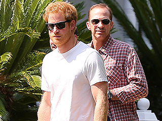 Prince Harry Goes Casual in Orlando After Wrapping Up His Successful (and High-Energy!) Invictus Games