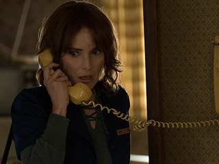 FIRST LOOK: See Winona Ryder in Netflix's 1980s-Set Drama Stranger Things