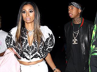 Tyga Spotted at Beyoncé Concert with Love & Hip Hop: Atlanta's Karlie Redd After Splitting from Kylie Jenner