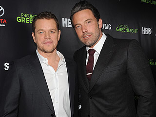 Ben Affleck and Matt Damon to Receive 'Guys of the Decade' Honor at Spike's Guys Choice Awards