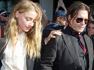 Johnny Depp Speaks Out After Amber Heard Files for Divorce, Says He Hopes 'This Short Marriage Will Be Resolved Quickly'