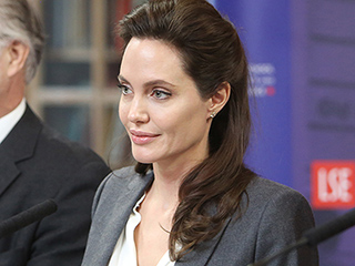 Professor Jolie Pitt: Angelina Joins London School of Economics as Visiting Professor for New Women's Study Program